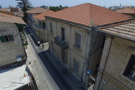 FC-16471: House (Detached) in Old town, Limassol for Rent