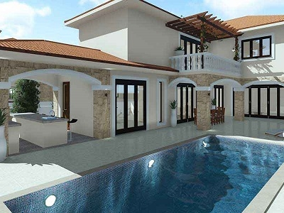 FC-16872: House (Detached) in Alethriko, Larnaca for Sale
