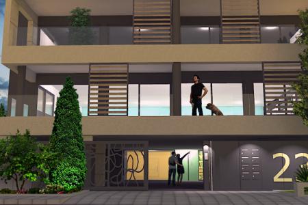 FC-17127: Apartment (Flat) in Potamos Germasoyias, Limassol for Sale