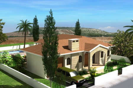 FC-17145: House (Detached) in Pyla, Larnaca for Sale