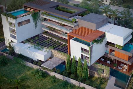 FC-17673: Apartment (Flat) in Potamos Germasoyias, Limassol for Sale