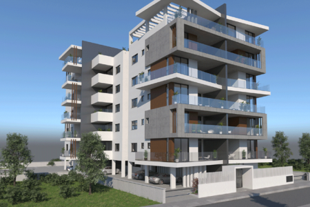 FC-17811: Apartment (Flat) in Petrou kai Pavlou, Limassol for Sale