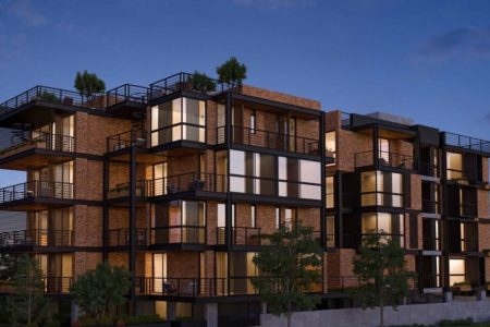 FC-26704: Apartment (Flat) in Agios Antonios, Nicosia for Sale