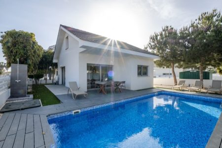FC-26997: House (Detached) in Pervolia, Larnaca for Rent