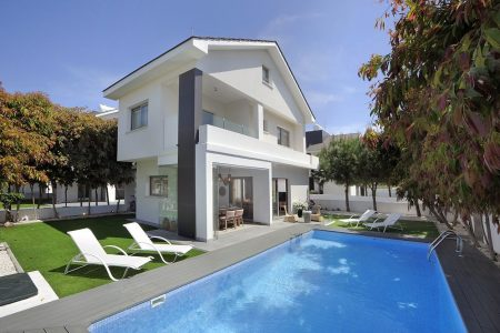 FC-26998: House (Detached) in Pervolia, Larnaca for Rent