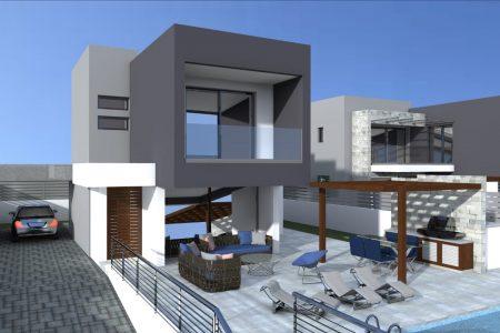FC-27055: House (Detached) in Parekklisia, Limassol for Sale