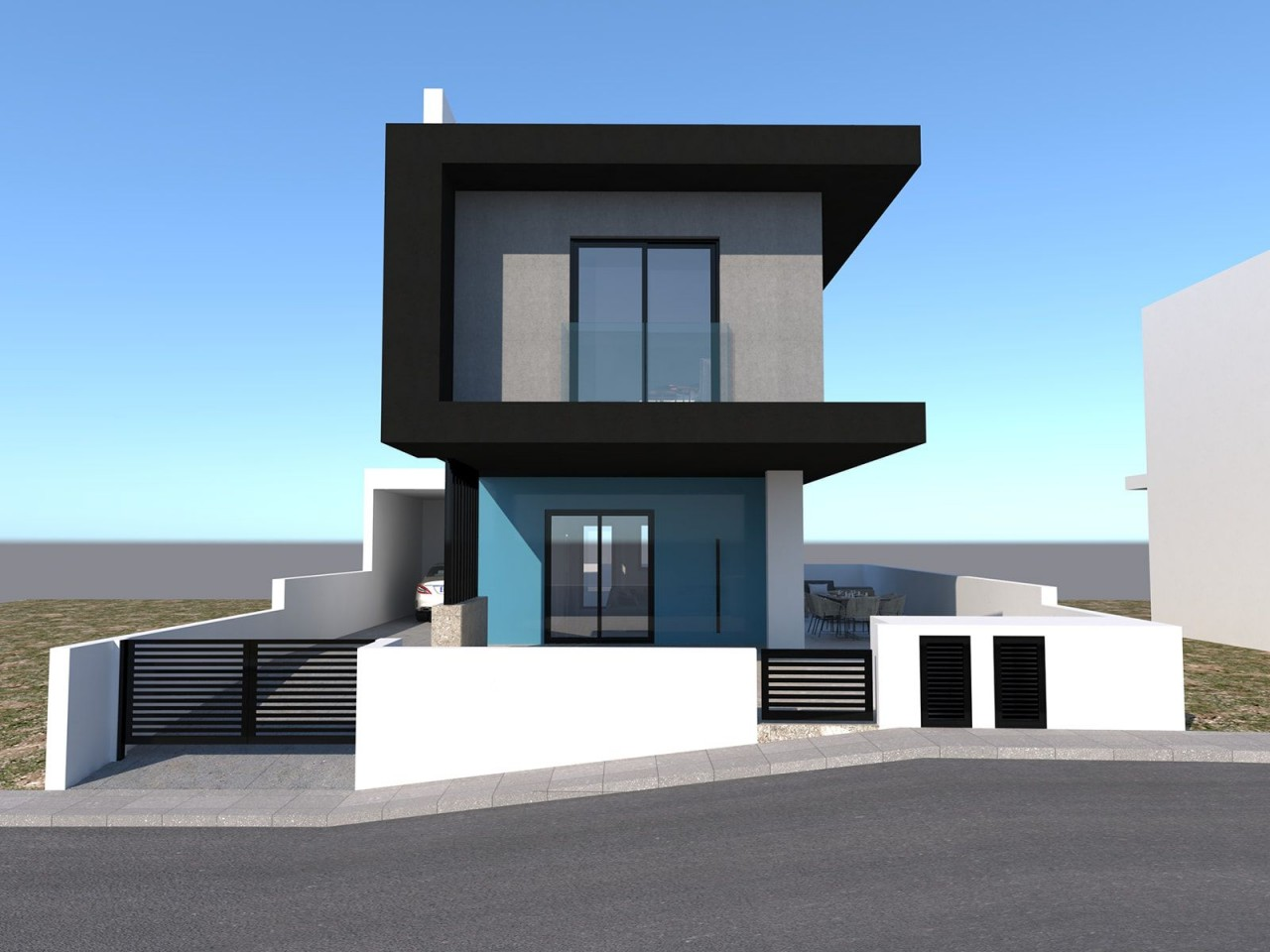 FC-27066: House (Detached) in Agios Athanasios, Limassol for Sale - #2