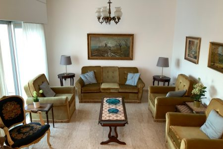 FC-28755: Apartment (Penthouse) in Acropoli, Nicosia for Rent