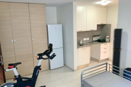 FC-32384: Apartment (Studio) in Acropoli, Nicosia for Rent