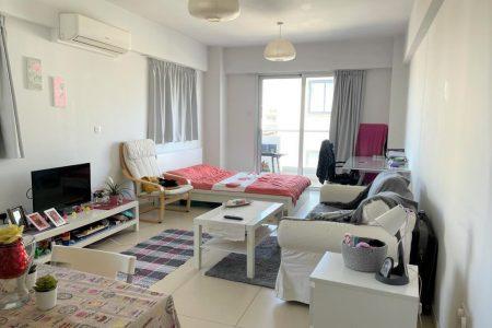 FC-32801: Apartment (Studio) in Pallouriotissa, Nicosia for Rent