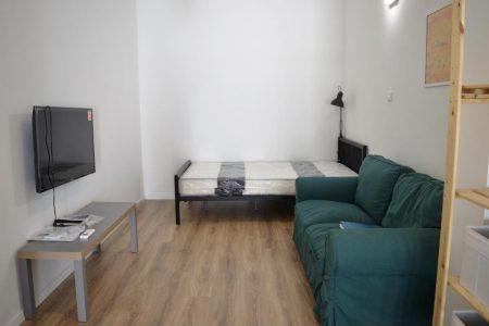 FC-33724: Apartment (Studio) in Pallouriotissa, Nicosia for Rent