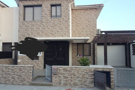FC-34485: House (Semi detached) in City Area, Larnaca for Sale