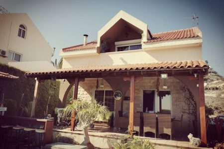 FC-34820: House (Detached) in Agios Tychonas, Limassol for Rent